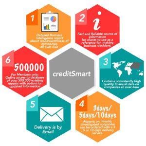 Credit Smart Business Intelligence Report
